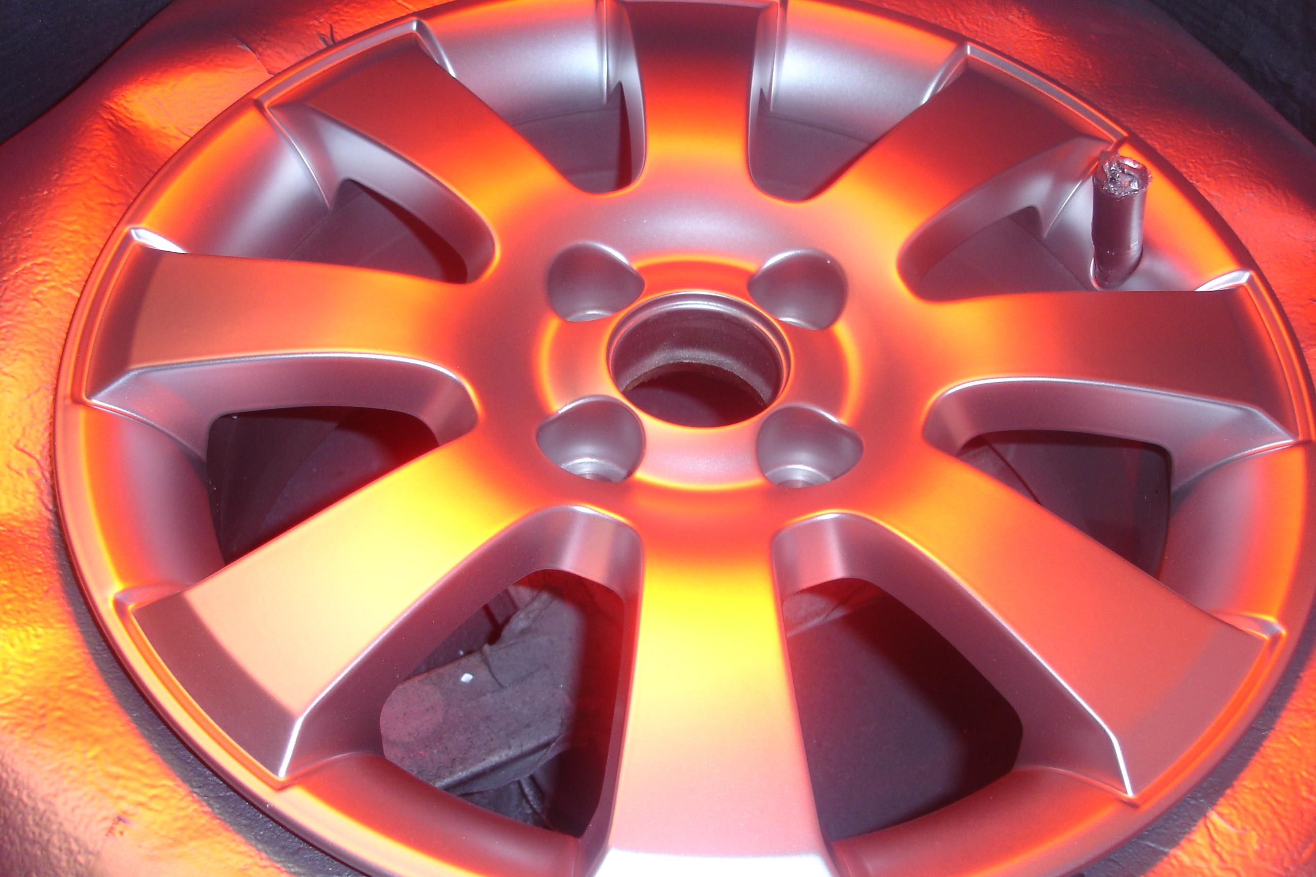 infra-red-baking-paint-finish
